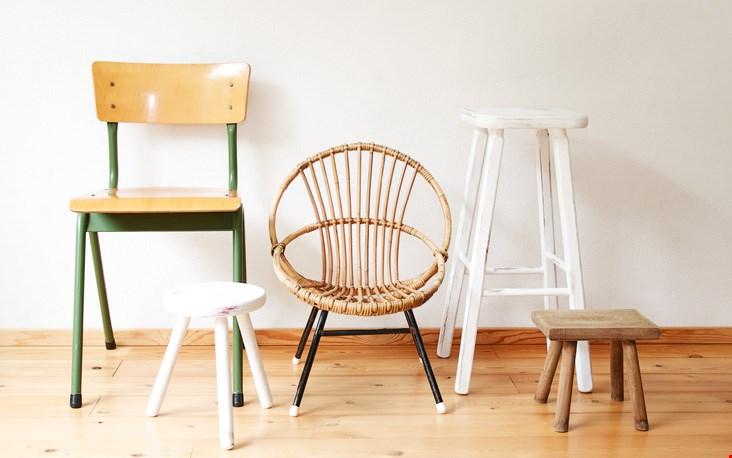 Een nieuw leven voor tweedehands meubels