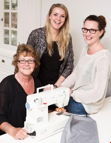 Hanneke, Marloes en Sandra