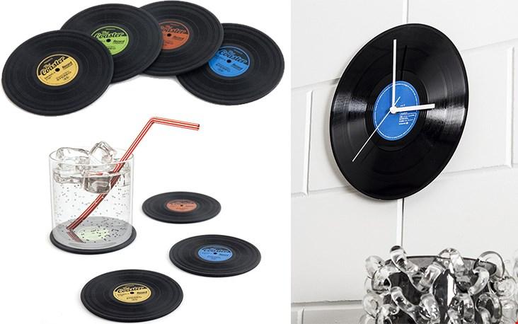 Vinyl gadgets