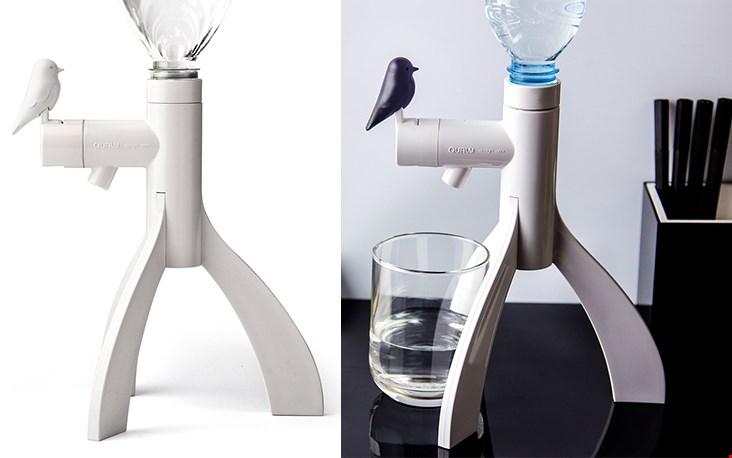 Qualy Thirsty Bird waterdispenser