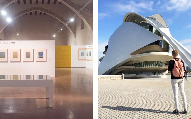 Musea en prachtige architectuur