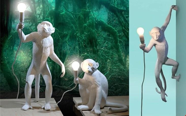 De Monkey lamp