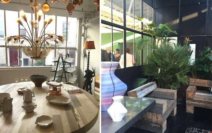 Showroom van Piet Hein Eek