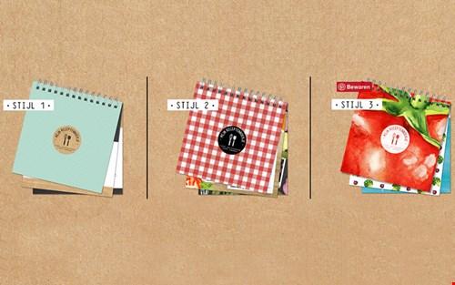 Keuze uit drie ontwerpen