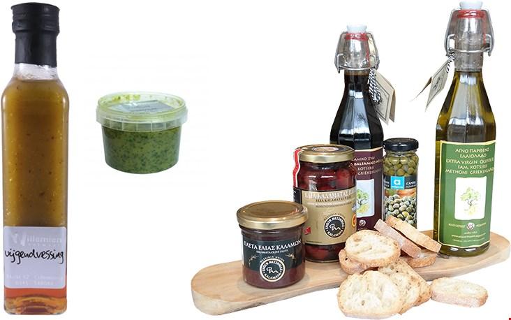 Altijd goed: een cadeaupakket van Willemien of kies voor de producten uit het eigen huismerk!