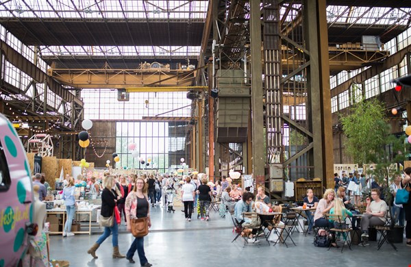 De Werkspoorkathedraal is zó mooi! Foto:  Splendith.nl