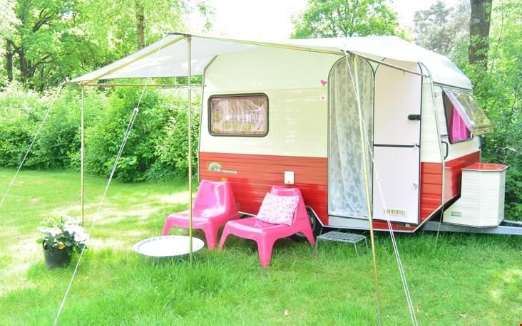 Campings worden steeds hipper...!
