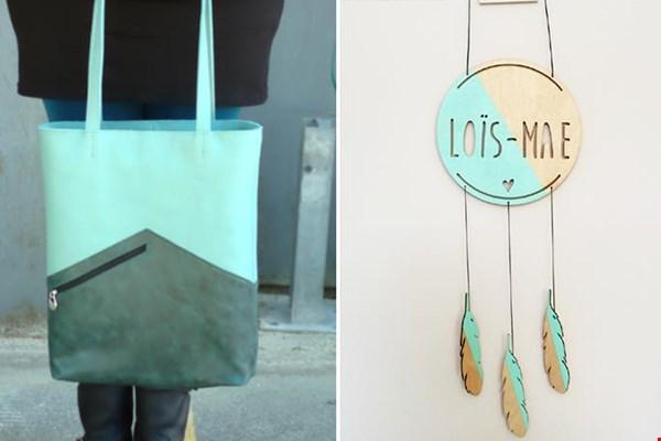 We stellen bijzondere items tentoon die we genoemd hebben in onze blogs en interviews