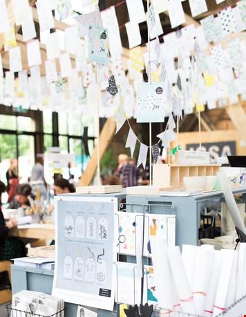 Alles is leuk in het PapierAtelier. Foto:  Splendith.nl