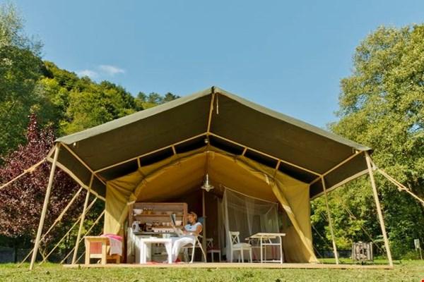 Luxe tenten van Tendi